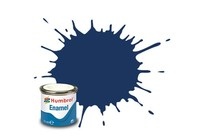 Humbrol Enamel Emaljemaling Gloss 14 Ml Midnight Blue