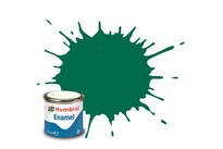Humbrol Enamel Emaljemaling Matt 14 Ml Dark Green