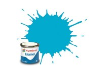 Humbrol Enamel Emaljemaling Gloss 14 Ml Sea Blue