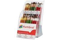 Humbrol Loose Brush Assortment with new