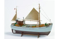 WITTMAX 1:33 Mary Ann - wooden hull