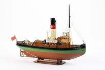 WITTMAX 1:50 ST. Canute -Wooden hull