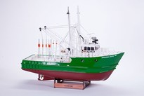 WITTMAX 1:30 Andrea Gial RC -  -Wooden hull