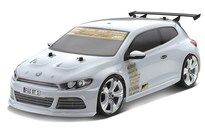 1:10 Body Set VW Scirocco w/decal