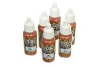 WITTMAX Train Color Basic rust 17ml