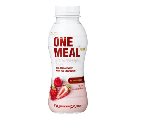 Nupo One Meal +Prime RTD - Strawberry Love