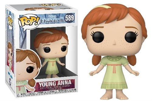 Funko POP Frozen 2 Anna Young