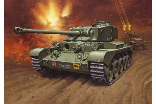 Revell A-34 Comet Tank Mk.1 1:76