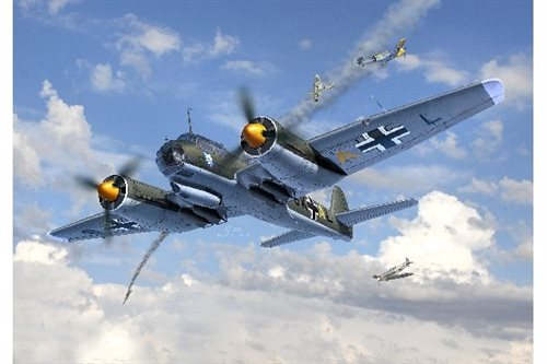 1:72 Junkers Ju88 A-1 Battle of Britain