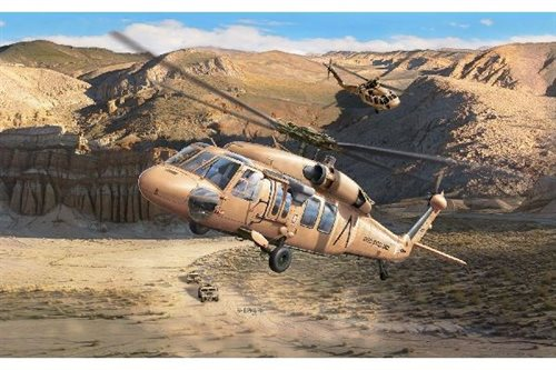 1:72 UH-60 Transport Helicopter