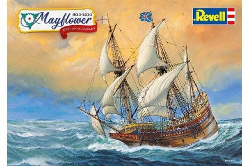 1:83 Gift Set Mayflower 400th Anniversary