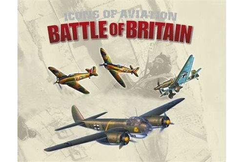 1:72 Gift Set 80th anniversary Battle of Britain