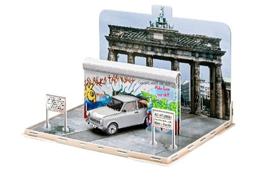 1:24 Gift Set 30th Anniv. Fall of the Berlin Wall