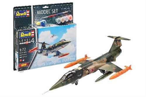 1:72 Model Set F-104 G Starfighter NL/B
