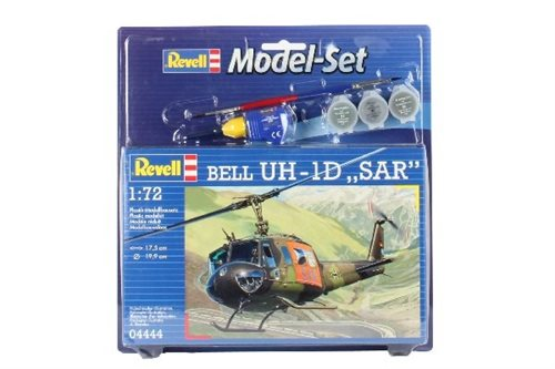 1:72 Model Set Bell UH-1D ''SAR''