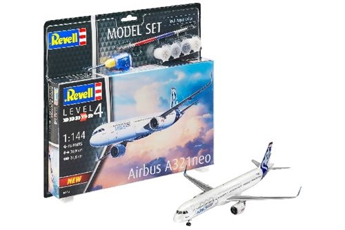 1:144 Model Set Airbus A321 Neo