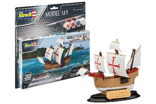 1:350 Model Set Santa Maria (easy click)