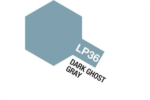 Tamiya Lacquer Paint LP-36 Dark Ghost Gray