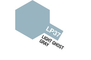 Tamiya Lacquer Paint LP-37 Light Ghost Gray