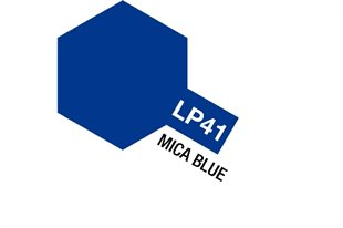 Tamiya Lacquer Paint LP-41 Mica Blue