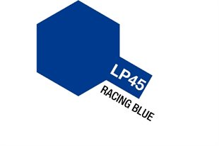 Tamiya Lacquer Paint LP-45 Racing Blue