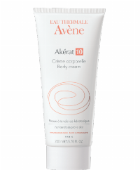 Avène Akérat Body Cream for Scaly and Hardened Skin 200 ml