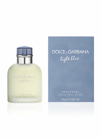 Dolce & Gabbana  Light Blue Pour Homme EDT Spray 75ml